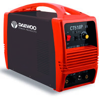 Daewoo DWCT518P - Soldador inverter triple función MMA, TIG y cortador de plasma