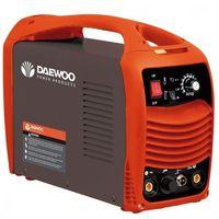 Daewoo DWHP160NL - Soldador inverter doble función MMA - TIG 160 A, electrodo 1.6 - 5 mm