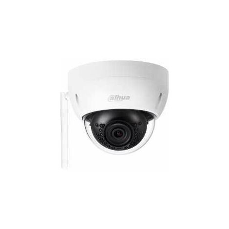 DAHUA IPC-HDBW1320E-W camera anti-vandalisme dome IP sans fil HD+ 3Mpx 2.8mm P2P IK10