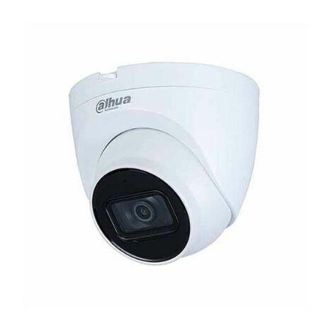 Dahua IPC-HDW2431T-AS-S2 caméra dôme IP 4Mpx HD+ slot sd wdr ivs starlight poe audio ip67
