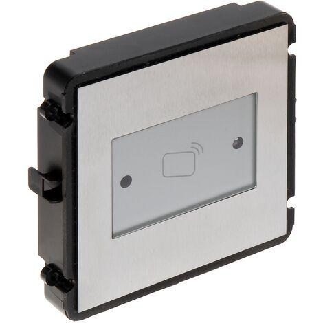 Dahua - Module lecteur badge RFID VTO2000A-R pour portier vidéo modulaire - Inox