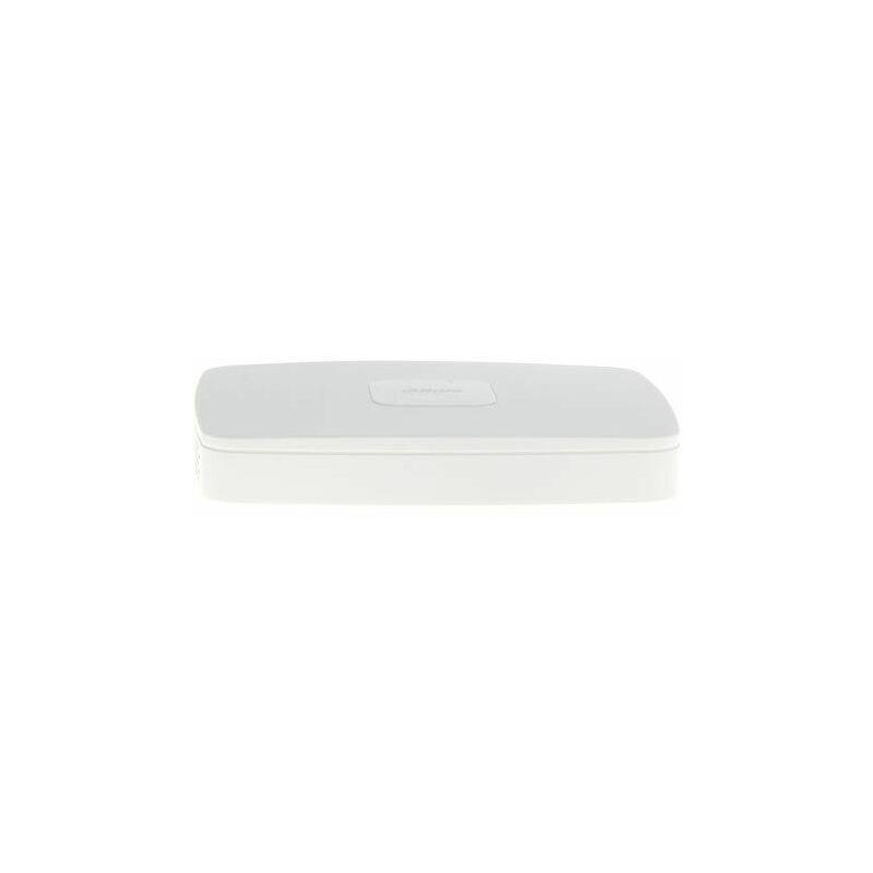 Dahua NVR4108-8P-4KS2 NVR 8CH smart 1U UHD 4K @8mpx h 265 + switch 8 ports  80Mbps onvif p2p