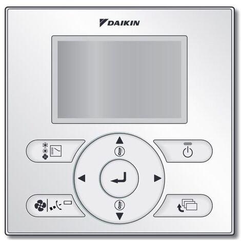 Daikin BRC1E52A7 Télécommande câblée climatiseur