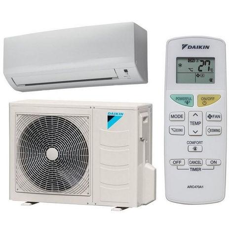 DAIKIN FTXB20C + RXB20C clim inverter 2500W A+