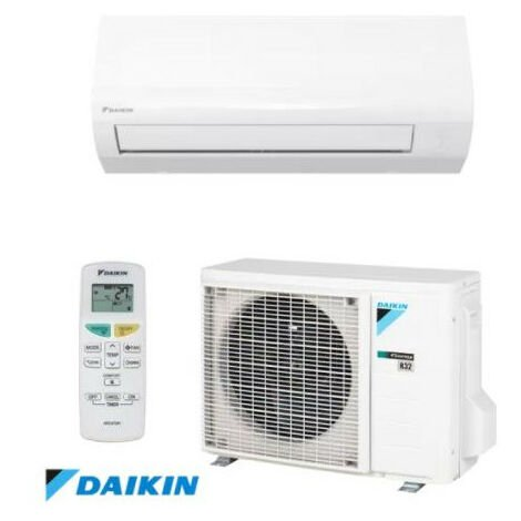 DAIKIN FTXF25C + RXF25C 2800W Clim inverter A ++