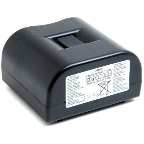 Daitem - Pile alarme DAITEM BATLI22 3.6V 13Ah