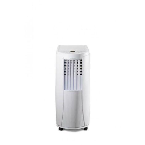 DAITSU ADP 9 CK Climatiseur mobile 2640 watts - 9000 Btu - Déshumidificateur - Télécommande