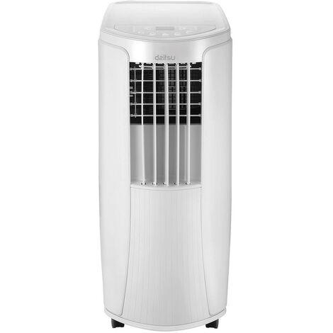 "main image of ""Daitsu APD-12X - Climatizzatore Portatile, 12000 btu/h, Pompa di Calore, R290, A/A+"""