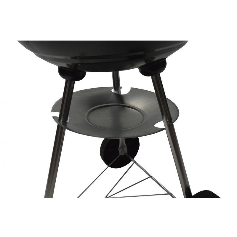 Dakota barbecue charbon de bois grille de cuisson ø41.3