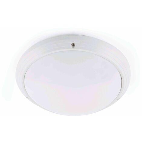 Dakyu white garden ceiling light 1 bulb