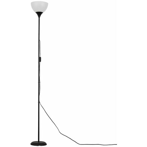 Dalby Floor Lamp Uplighter - Black - Black