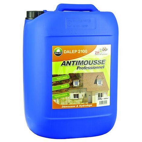 Dalep 2100 antimousse et fongicide pro concentré en 20 litres-Dalep
