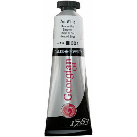 Daler-Rowney 111014001 Georgian Oil 38ml Zinc White