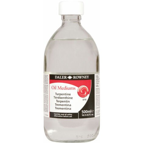 Daler Rowney Artists Turpentine 500ml