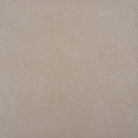 Dallage Céramique Sully Beige 60x60cm - vendu par lot de 0.72 m² - Beige