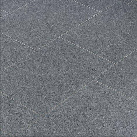 Dallage Granit Gris Stavanger 80x80cm - vendu par lot de 1.28 m²