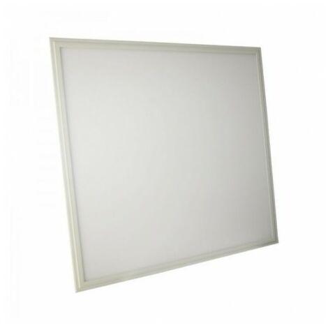 DALLE 600x600 - IP65 - 36W 3600 LUMENS - BLANC BRILLANT NEUTRE (4000K) - Blanc