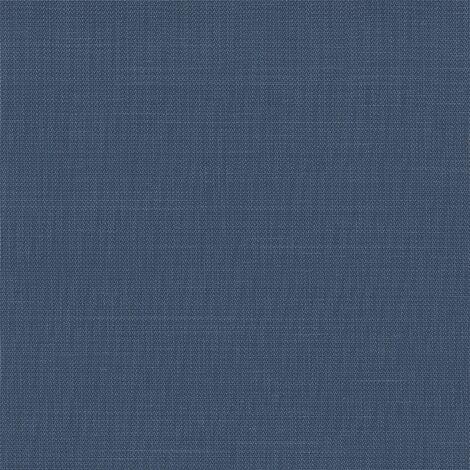 Dalle à coller en vinyle - Aspect fibre tissée - Bleu spectral | 4.00 mètre carré