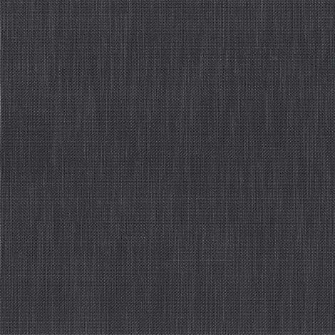 Dalle à coller en vinyle - Aspect fibre tissée - coloris Gris foncé | 4.00 mètre carré