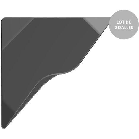 Dalle béton modulable pour parasol déporté 12 kg - Eda