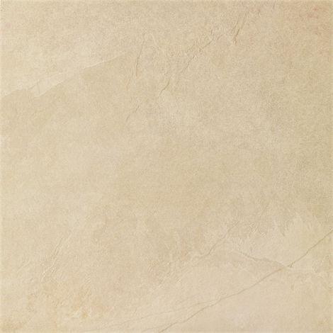 Dalle Carrelage Céramique - 60 x 60 cm SLAB KHAKI épaisseur 20 mm
