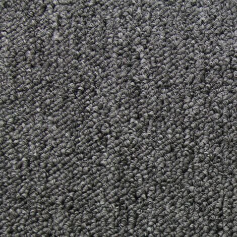 """main image of """"Dalle de Moquette Ultra-Résistant Couleur Anthracite pour Usage Professionnel, Paquet de 20 Dalles de 50cm x 50cm (Superficie de 5m²) - Anthracite"""""""