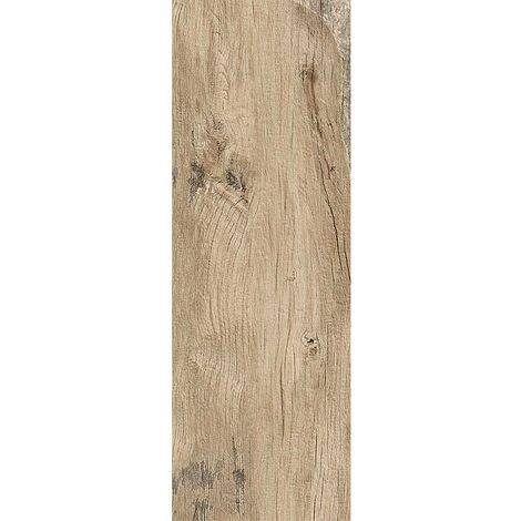 Dalle imitation bois antidérapante 40x120 cm WOODMANIA Honey ep.2 cm - R11 - 0.48 m²