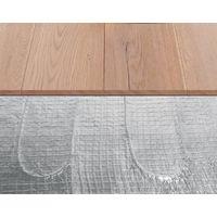 Dalle isolante pour plancher chauffant électrique