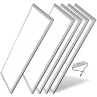 Dalle LED 120x30 Slim 48W (Pack de 5)