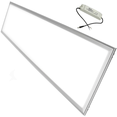 Dalle LED 120x30 Slim 48W (Transfo Inclus)