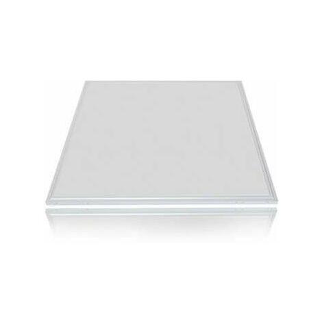 Plafonnier LED 300x300mm 18W blanc équivalent 160W - Blanc Chaud 3000K