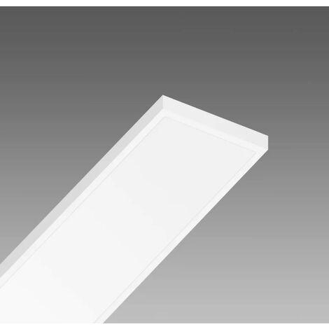 Dalle LED 31W en saillie rectangulaire 1200x300mm 4000K 3675lm interieur FOSNOVA FOS2218591000