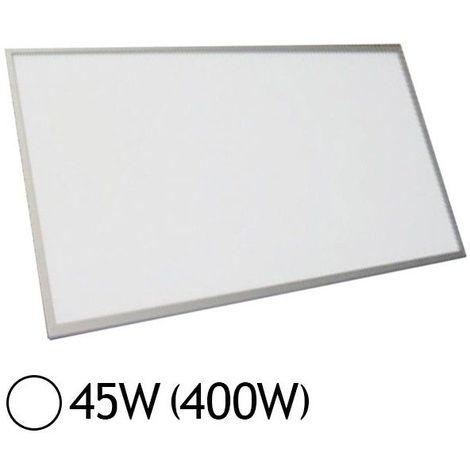 Dalle LED 38 Watts 1200x300 mm Alu