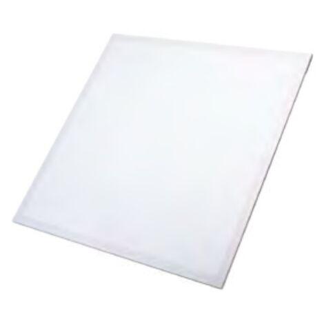 Dalle LED 40W 600x600mm 4800 lumens UGR 19 - Blanc du Jour 6000K
