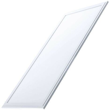 Dalle LED 40W PMMA 120x30 Blanc Froid 6000k