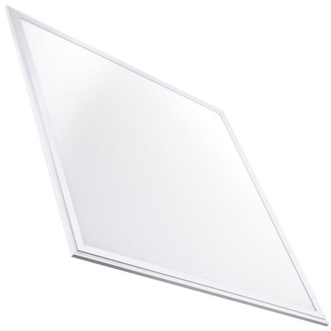 DALLE LED 600X600MM 40W 3800LM CONTOUR BLANC