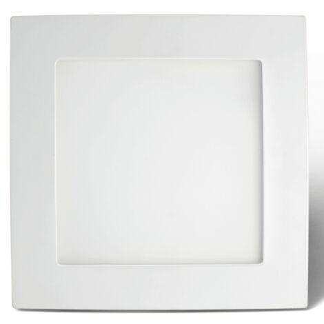 Dalle LED carré 12W - Syme - Blanc