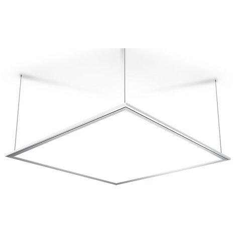 Dalle LED carrée - avec 3 modes de fixation | Xanlite