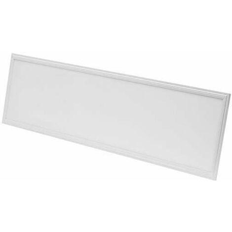 Dalle LED Dimmable 45W 1200x300mm 3600lumens - Blanc du Jour 6000K