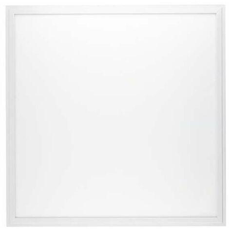 Dalle LED Dimmable 45W 600x600mm Haute Luminosité 3900lm - Blanc Chaud 2700K
