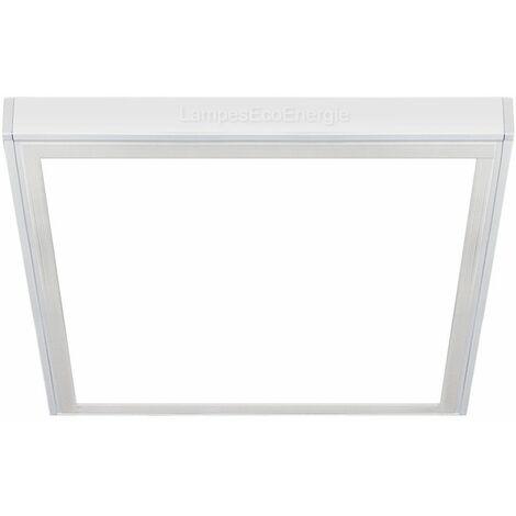 Dalle LED Encastrée Blanc Neutre 600x600 Alimentation Lifud 40W 3200 Lumens