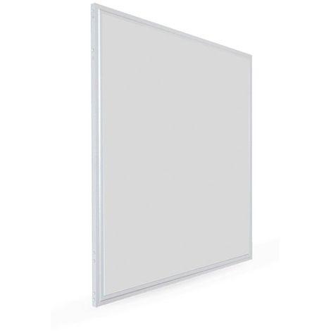 Dalle LED PMMA 36W (320W) 595 x 595 Blanc neutre 4000°K (dimmable en option)