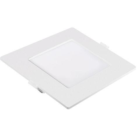 Dalle LED slim Panasonic carré 6W 3000K Dim 120x120mm