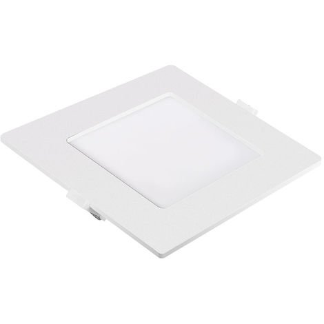 Dalle LED slim Panasonic carré 6W 6500K Dim 120x120mm