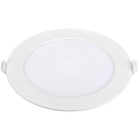 Dalle LED slim Panasonic ronde 12W 6500K Diam 170mm