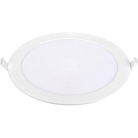 Dalle LED slim Panasonic ronde 18W 6500K Diam 225mm