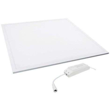 Dalle lumineuse de plafond LED 50W 60 x 60cm Garantie 3 ans | Température de Couleur: Blanc neutre 4000K
