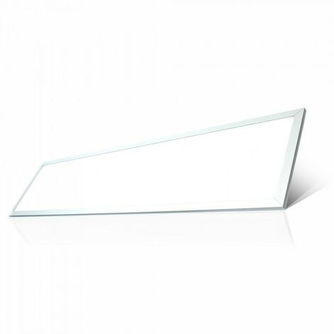 Dalle lumineuse LED 48W 1200 x 300 mm garantie 2 ans Blanc Naturel