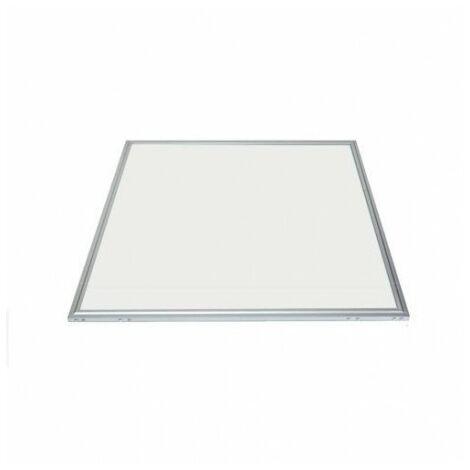 Dalle plafond LED - 18W - 3000 K - Blanc
