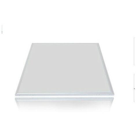 Dalle plafond LED - 18W - 4000 K - Blanc